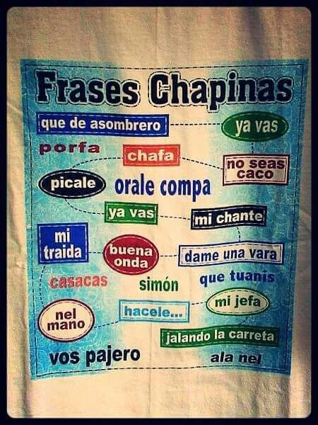 Frases chapinas