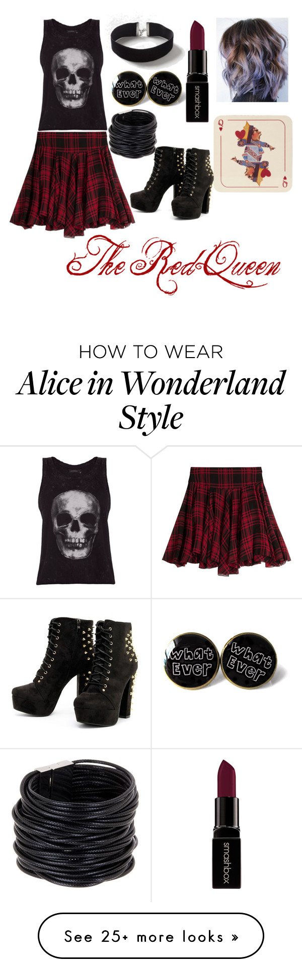 """the red queen"" by michaelabradham on Polyvore featuring Avenida Home, ElevenParis, Saachi, Polo Ralph Lauren, Smashbox, GetTheLook and airportstyle"