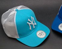 c2261aa0db1 Koupit Kšiltovka New Era Clean Trucker New York Yankees Azure White Snapback