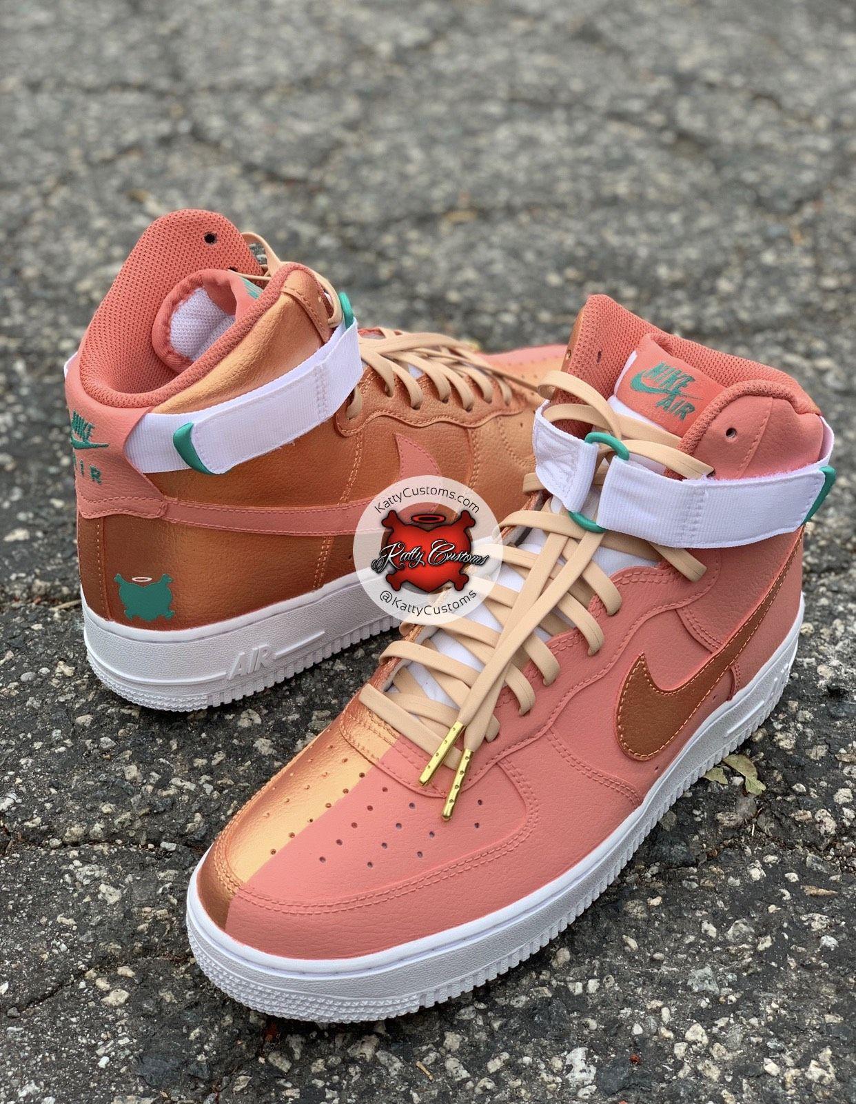 Custom Nike Sneakers - Katty Customs in