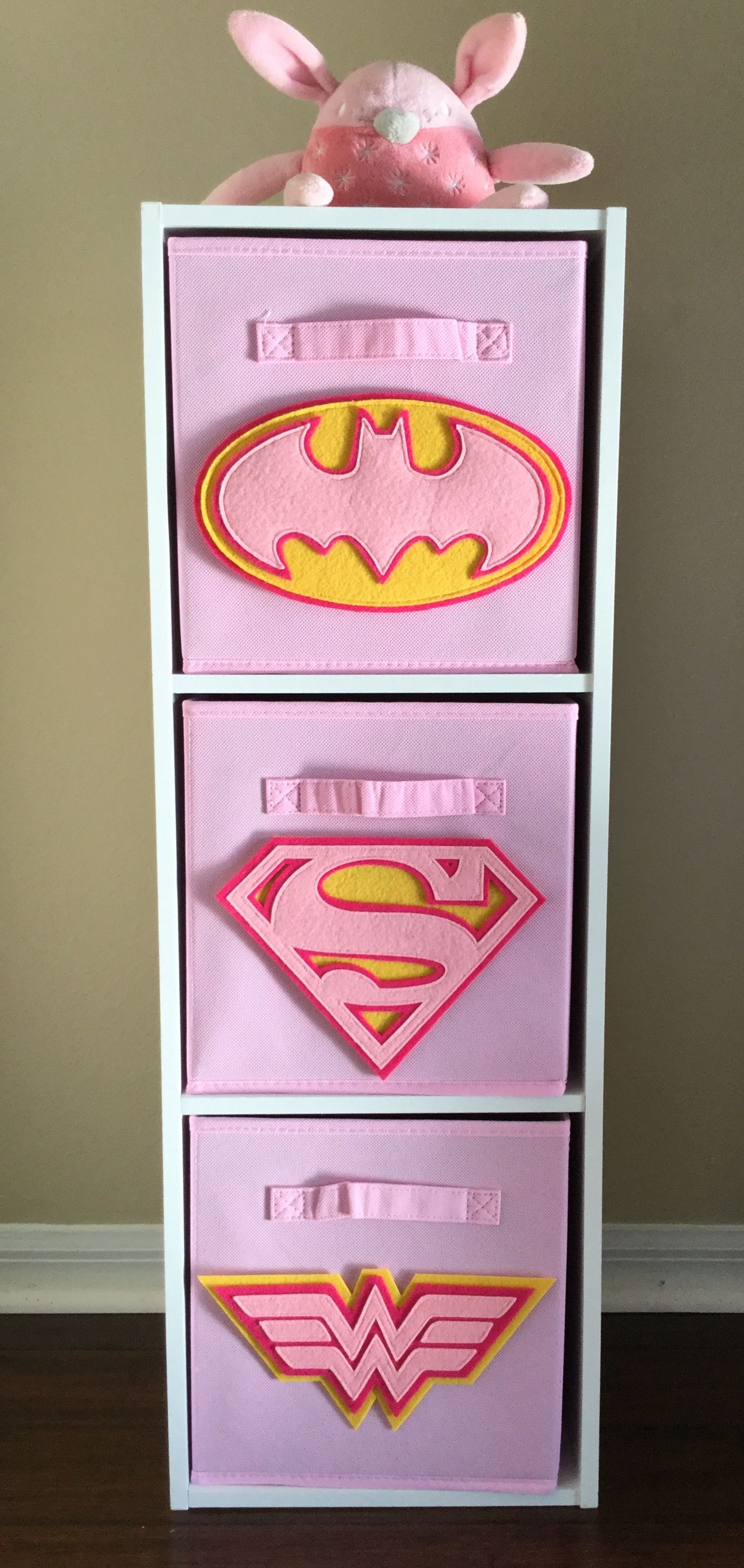 Girl Power Perfect For Your Superhero Nursery Or Girls Bedroom