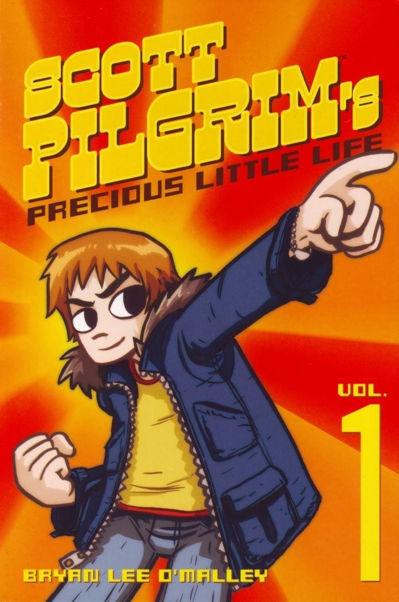30 books by authors under 30 scott pilgrim comic scott