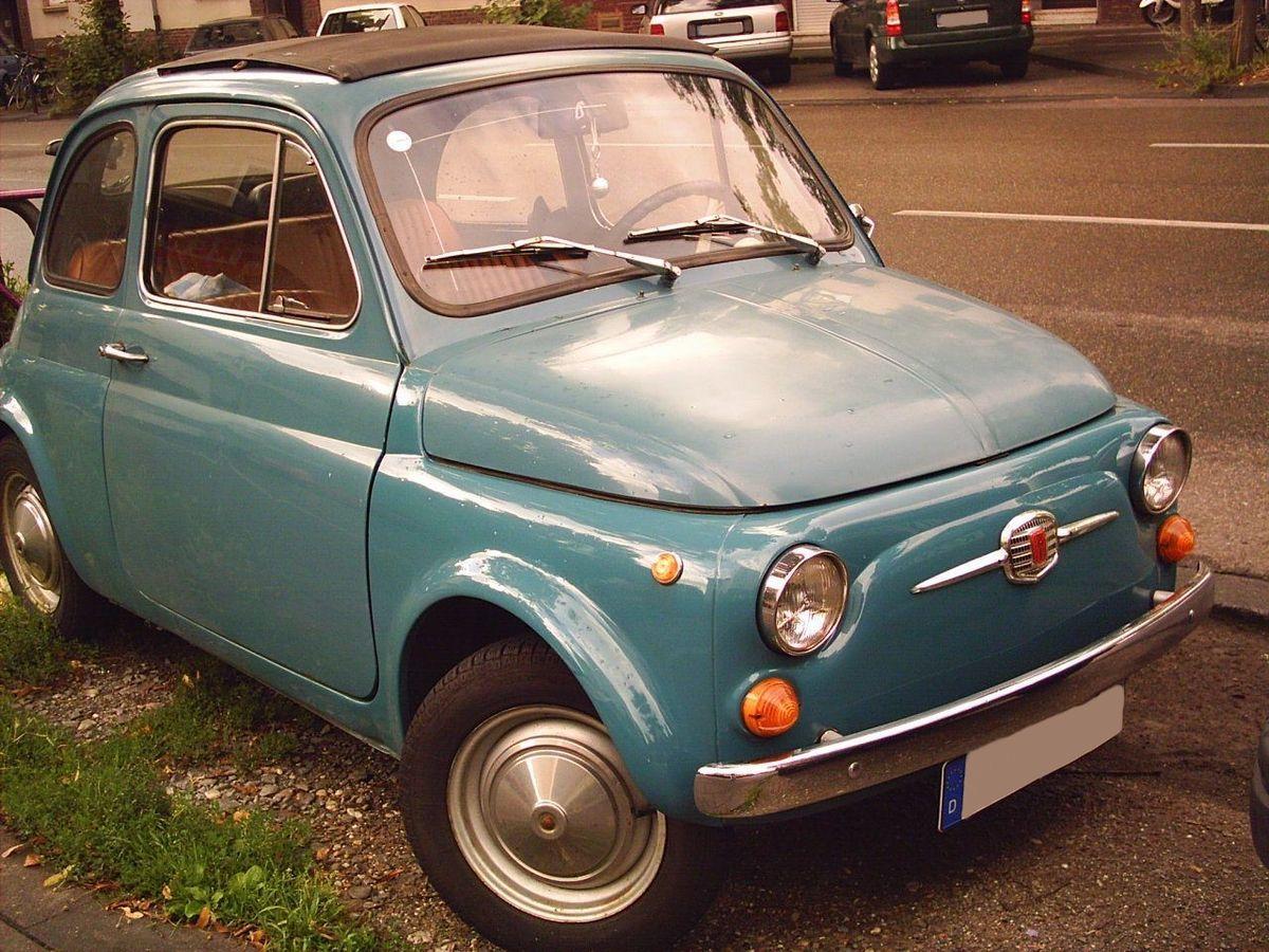 Extrêmement Fiat 500 (1957)   FIAT 500 - 1957   Pinterest   Fiat OK99