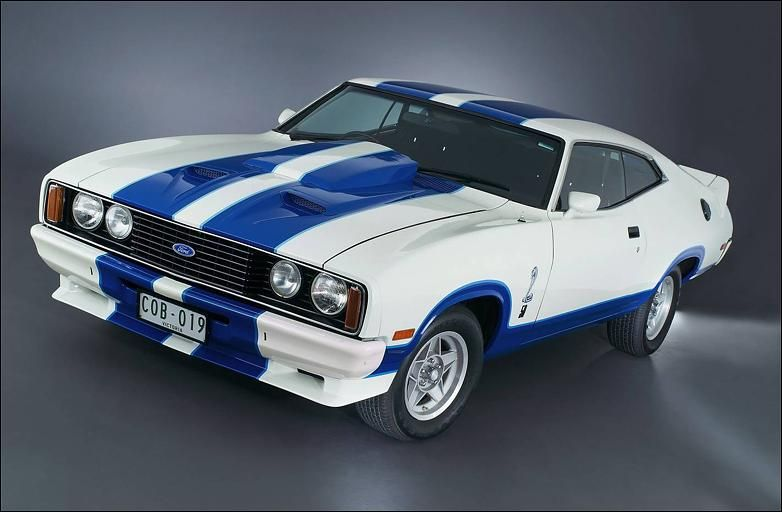 Xc Ford Falcon Gt Cobra Coupe Now If Only Ford Would Have Done This In The States