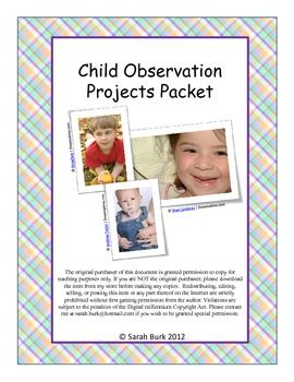 observation child development Browse through these video offerings to observe children in action in a variety of  settings, and to find useful streaming video information and instruction on a.
