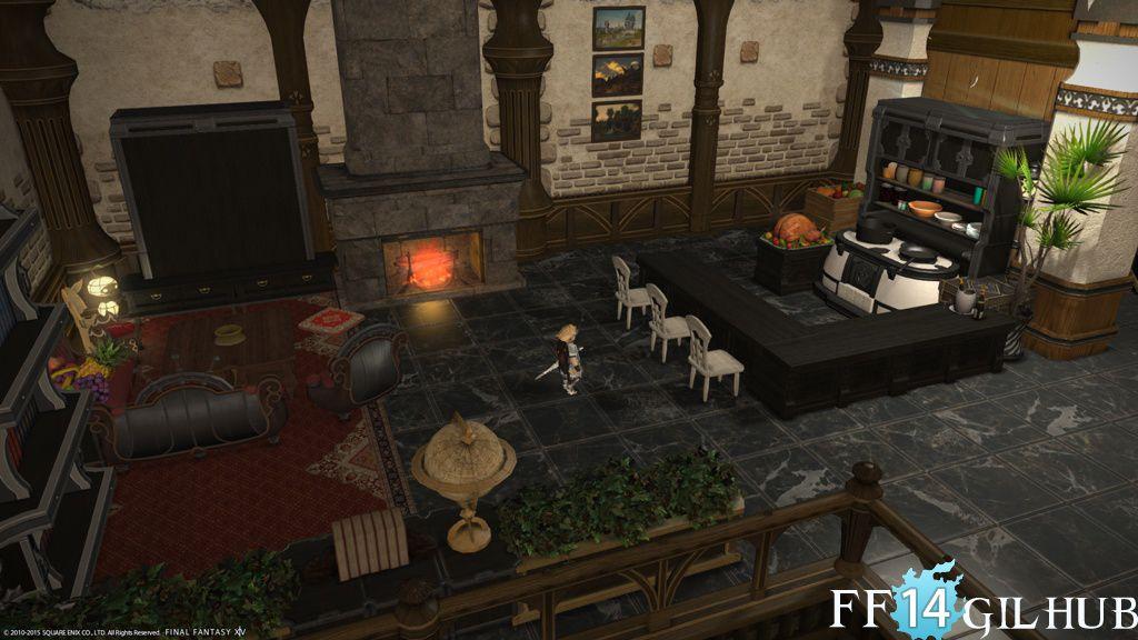 Ffxiv House Final Fantasy 14 Final Fantasy Companies House