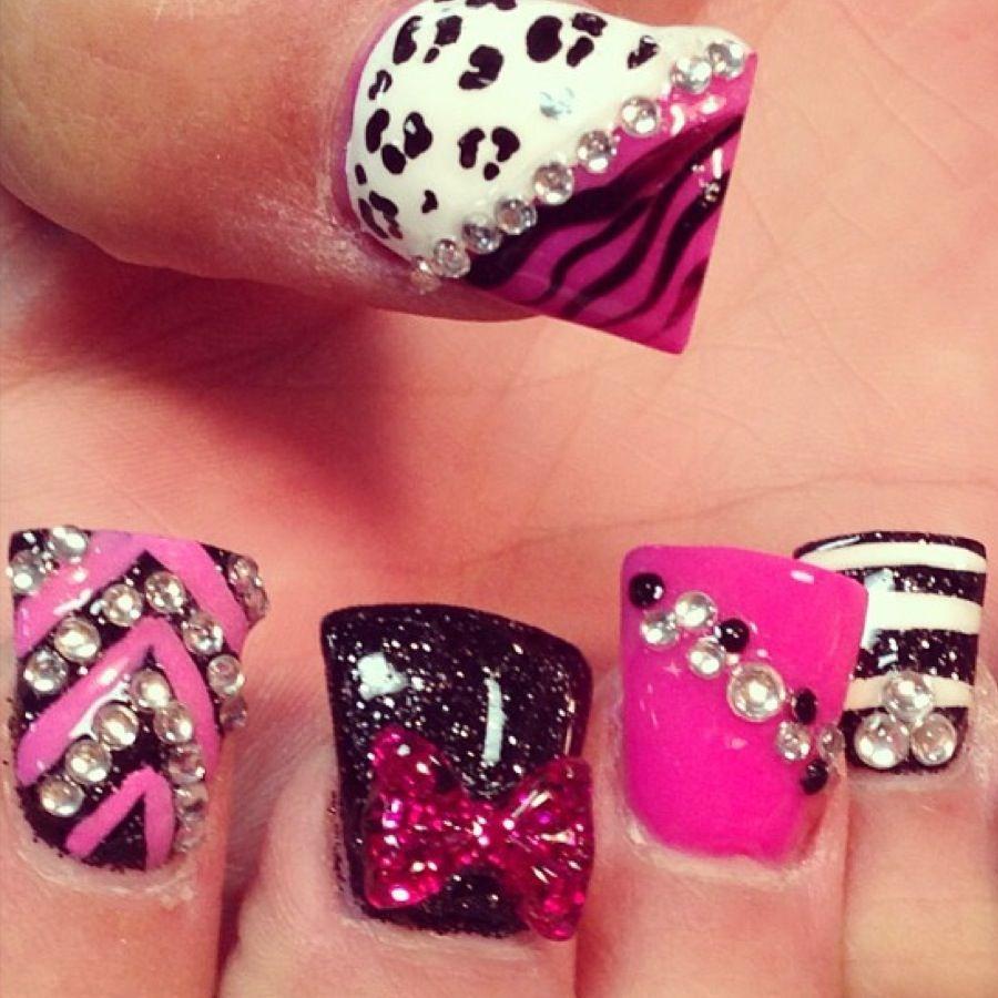 acrylic nails passion