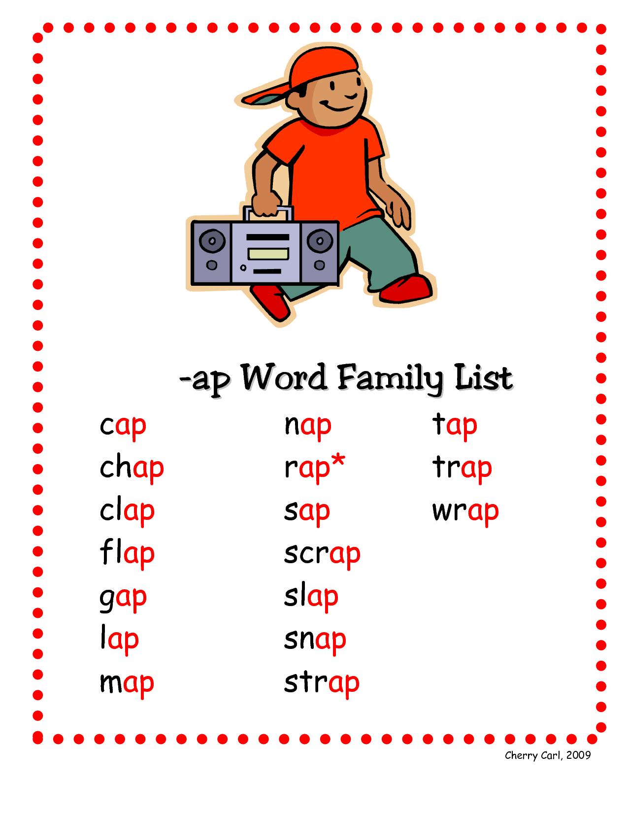worksheet Ap Word Family Worksheets ap word family list ela activities pinterest families list