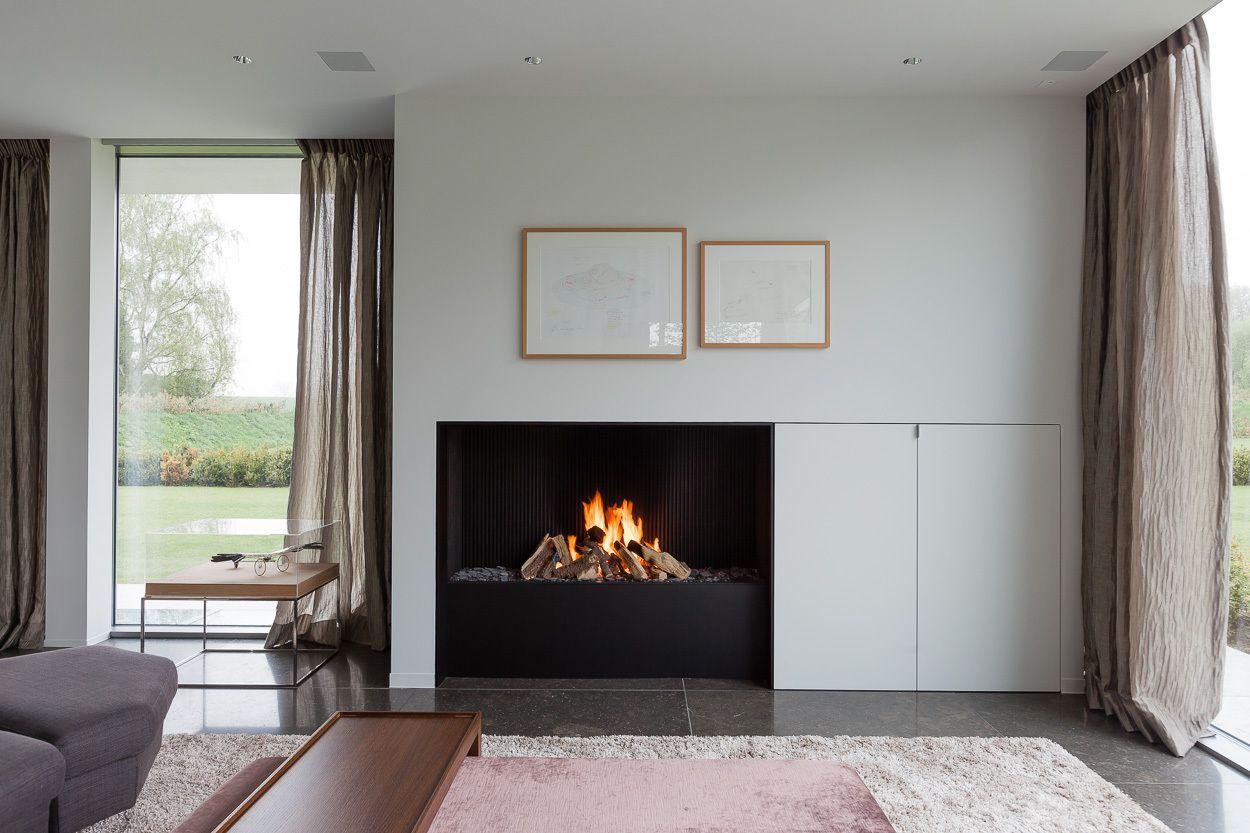 De puydt haarden . be fireplace in the living room pinterest