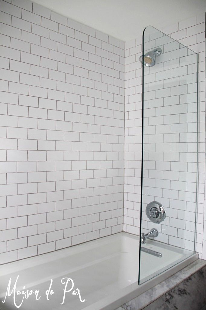10 Tips for Designing a Small Bathroom  Glass Shower WallsShower  10 Tips for Designing a Small Bathroom   Tubs  Luxury and Spaces. Soaker Tub With Shower Surround. Home Design Ideas