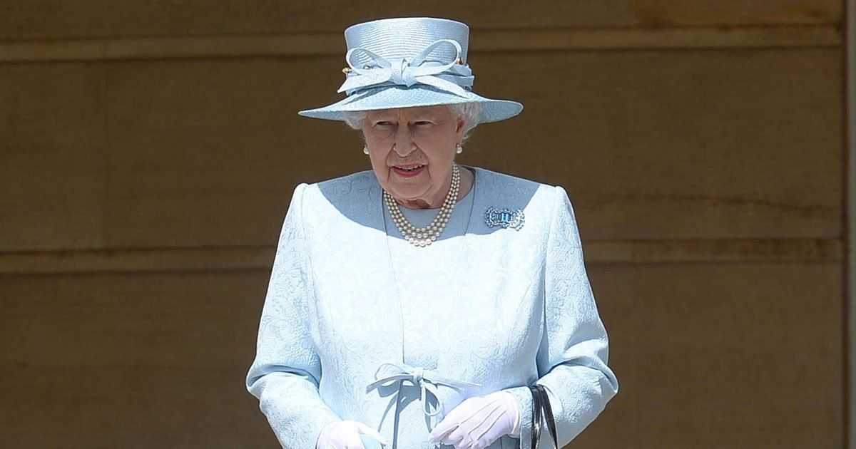 Queen Elizabeth II Borrows a Look Straight Out of Kate Middleton's Playbook