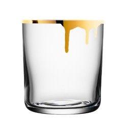 Dripping Gold Tumbler