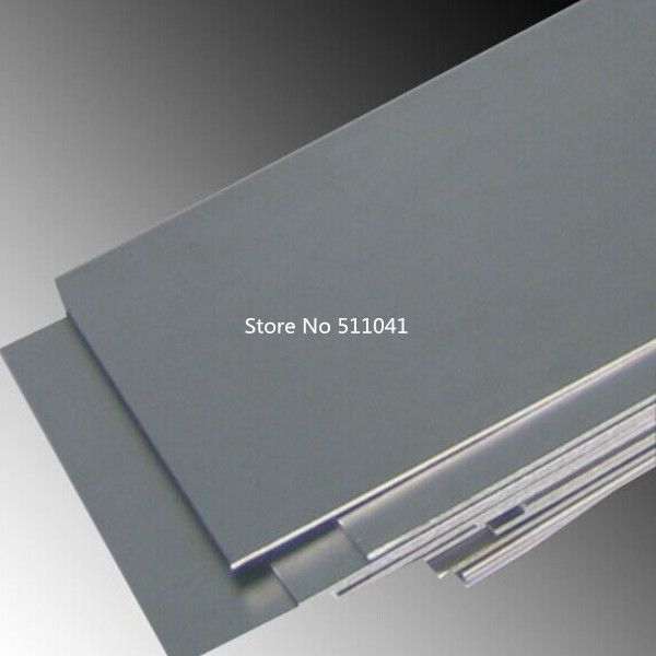 1pc 10mm Thickness Titanium Alloy Metal Plate Grade5 Gr 5 Gr5 Titanium Sheet 10 380 490 Wholesale Price Paypa Cool Things To Buy Titanium Alloy Titanium Metal