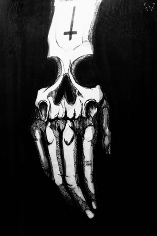 Skullhand