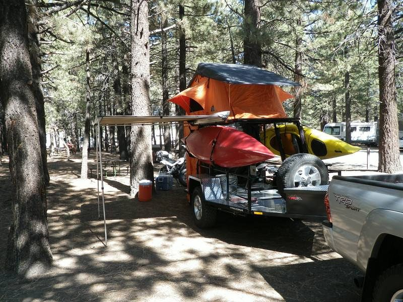 1a Utility Camping Trailer 1 Kayak Trailer Roof Top Tent Top Tents