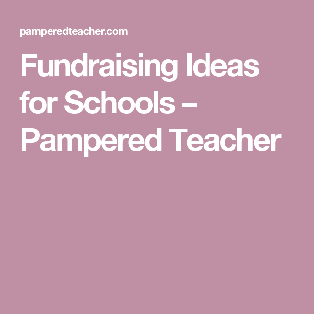 Fundraising Ideas Fundraising Successful Fundraisers How To