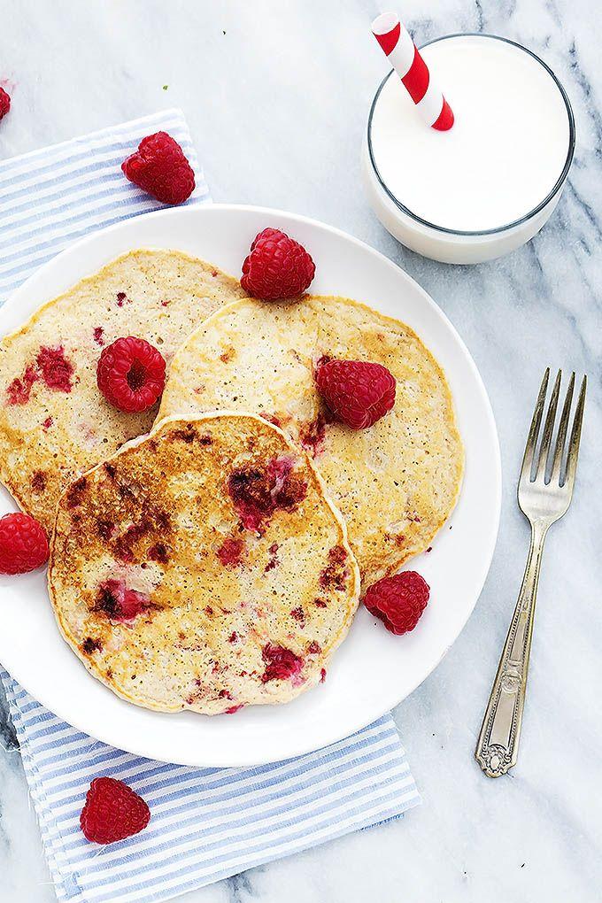 Cottage Cheese Pancakes | Creme de la crumb