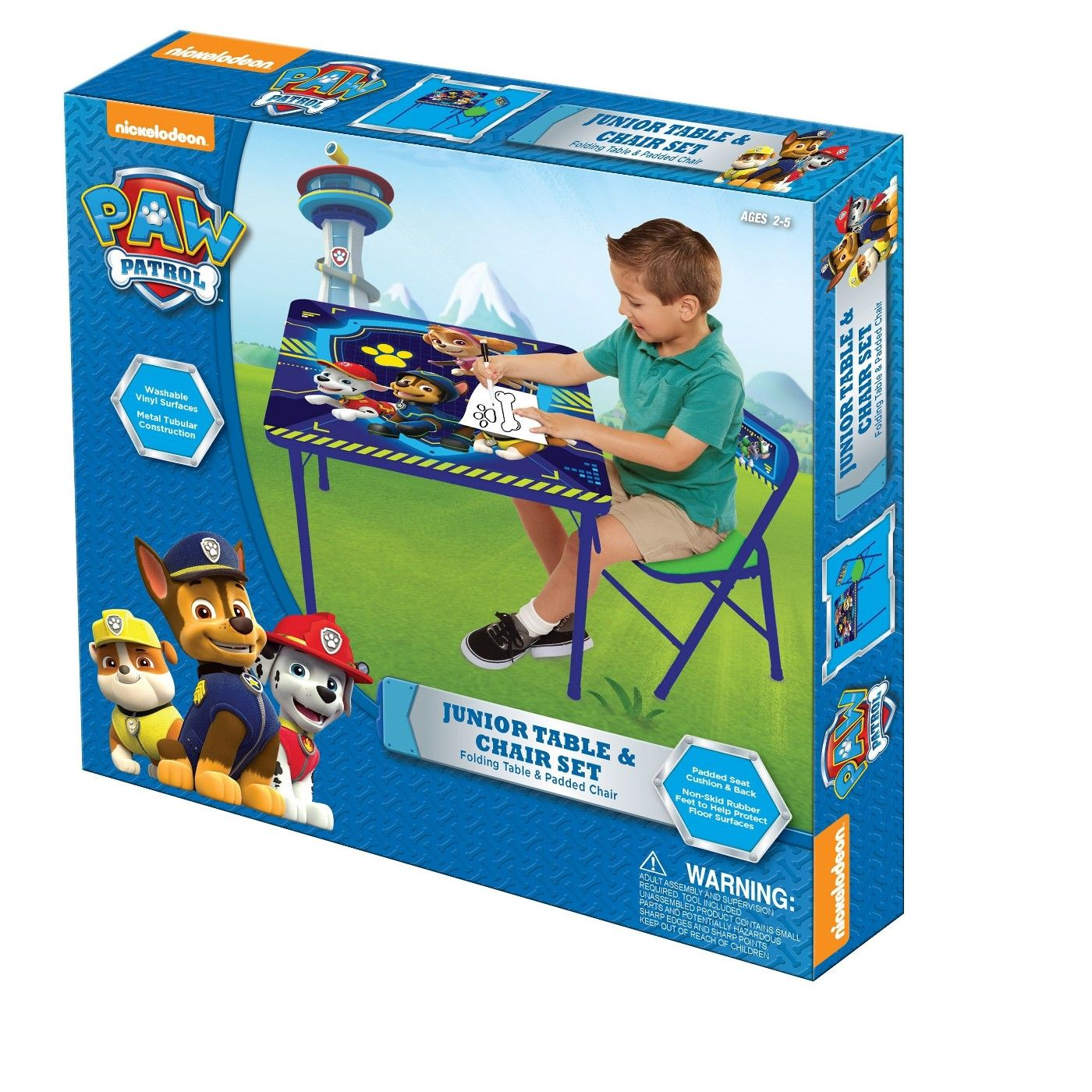 Tremendous Paw Patrol Jr Activity Table Set Jr Patrol Paw Paw Creativecarmelina Interior Chair Design Creativecarmelinacom