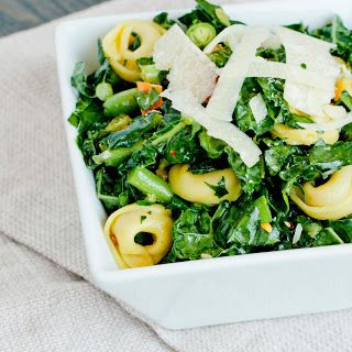 Kale Salad | This salad is such a great expression of how I see her because it mixes some usual suspects