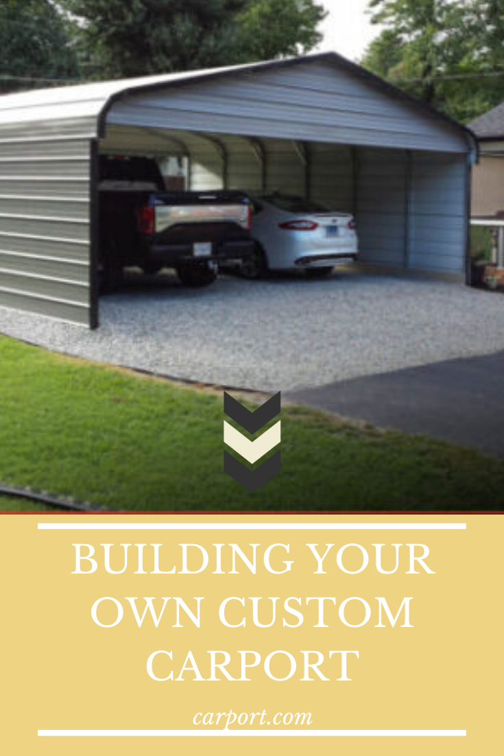 Easily Design The Exact Carport You Need With Our User Friendly Online Custom Builder In 2020 Roof Design Shed Roof Design Roof Architecture