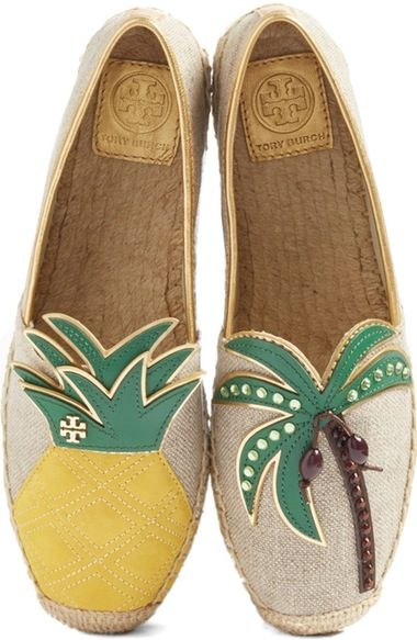 Tory Burch Castaway Espadrille Slip-On (Women) available at  Nordstrom 28c332fa69