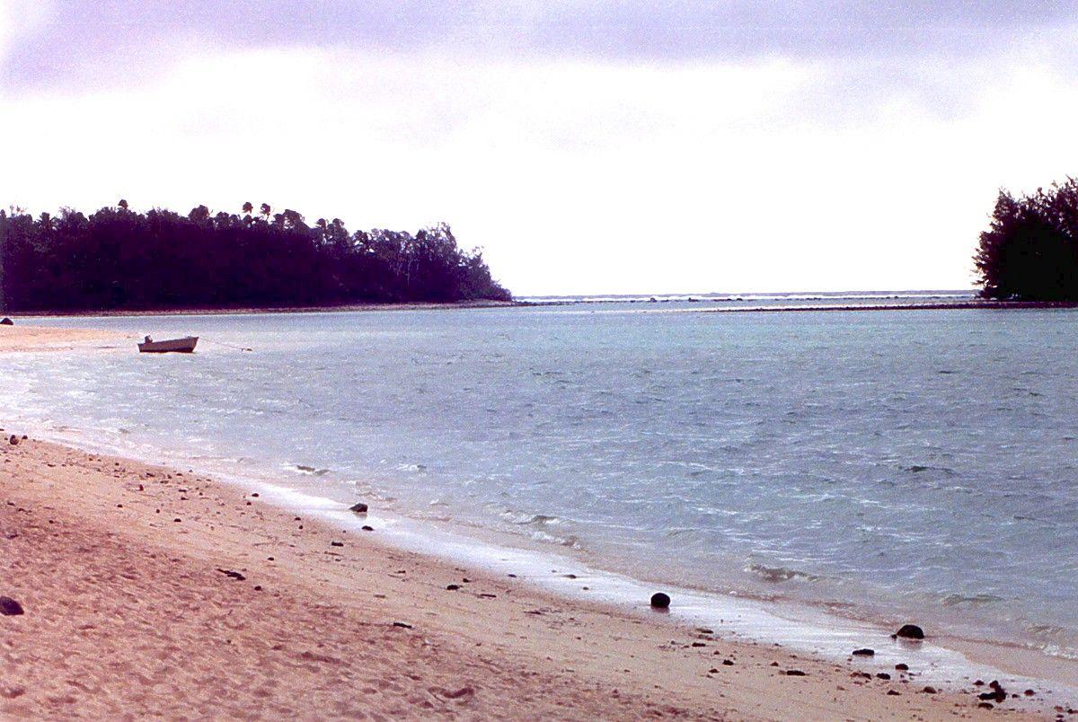 Roratonga - French Polynesia 2003