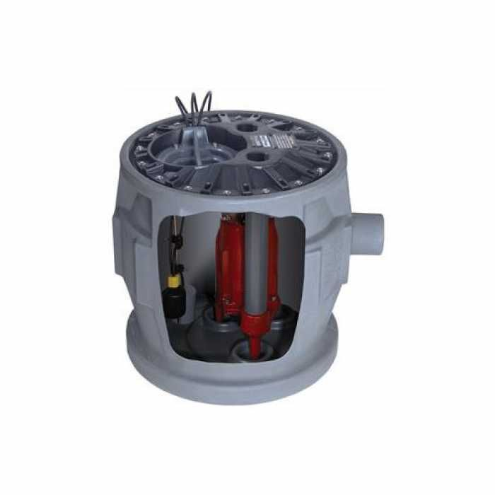 Liberty Pumps P382xprg101 A2 380 Residential Simplex Grinder Package 115v 10 Cord With Alarm With Images Sewage System Sewage Pump Pumps
