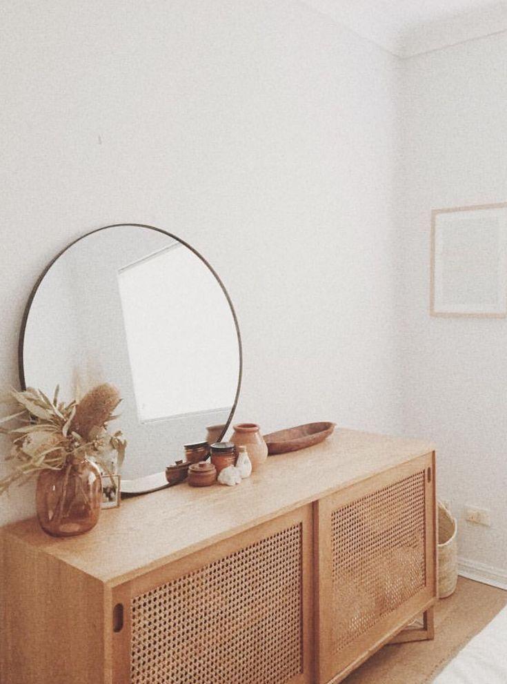 minimalism and romantic interior style