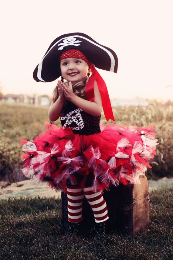 TuTu costumes for little girls | Girl pirate costumes ...