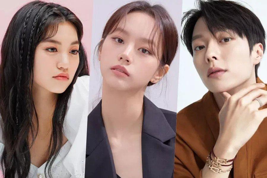 Weki Meki's Kim Doyeon Confirmed To Join Girl's Day's Hyeri And Jang Ki Yong In New tvN Romance Drama