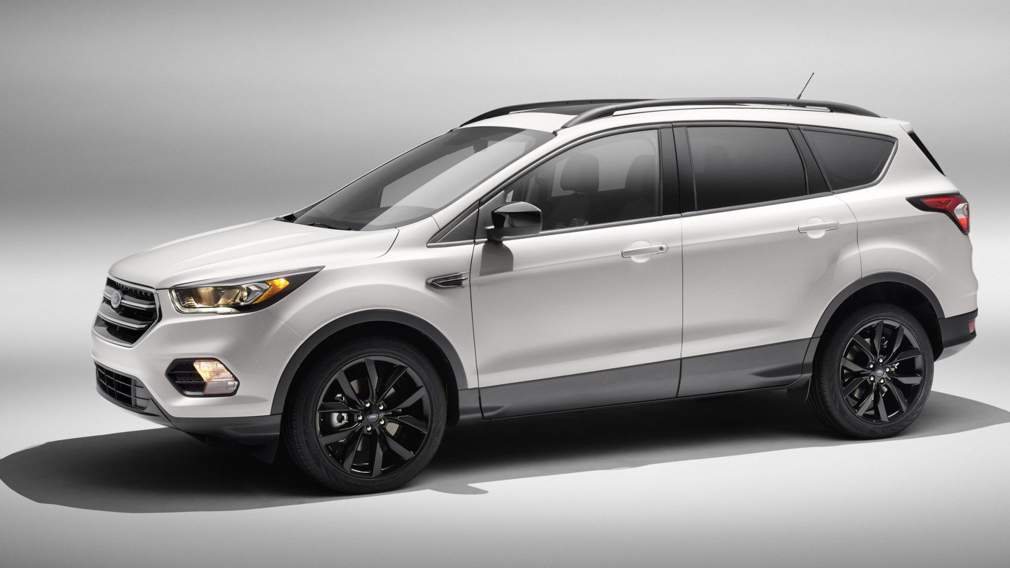 Manufacturer Ford will present Escape (Kuga) 2017 model year 86