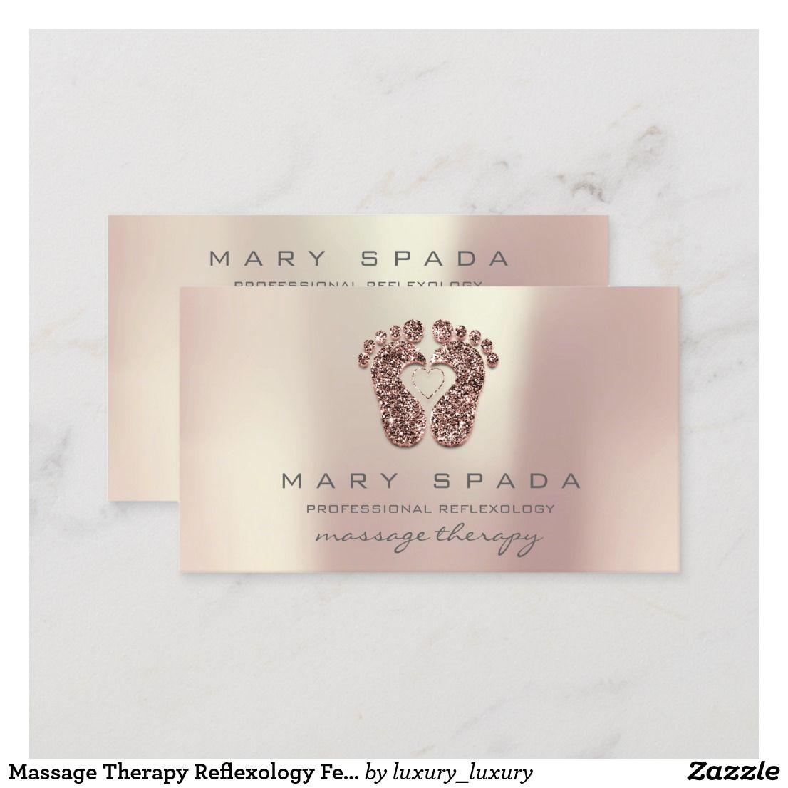 Fusspflege Pedikure Pink Gold Visitenkarte Zazzle De Visitenkarten Kostenlos Visitenkarten Visitenkarten Vorlagen