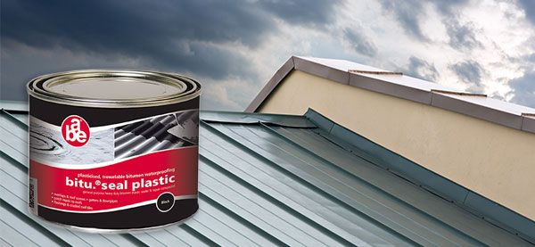 Repair Your Roof With Bituseal Plastic May Be Used To Seal Most Roofing Defects Sheeting Overlaps Vall Corrugated Plastic Roofing Roof Repair Plastic Roofing