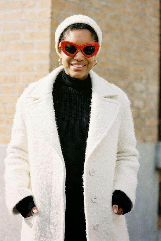 New York Fashion Week AW 2014.Tamu (Vanessa Jackman