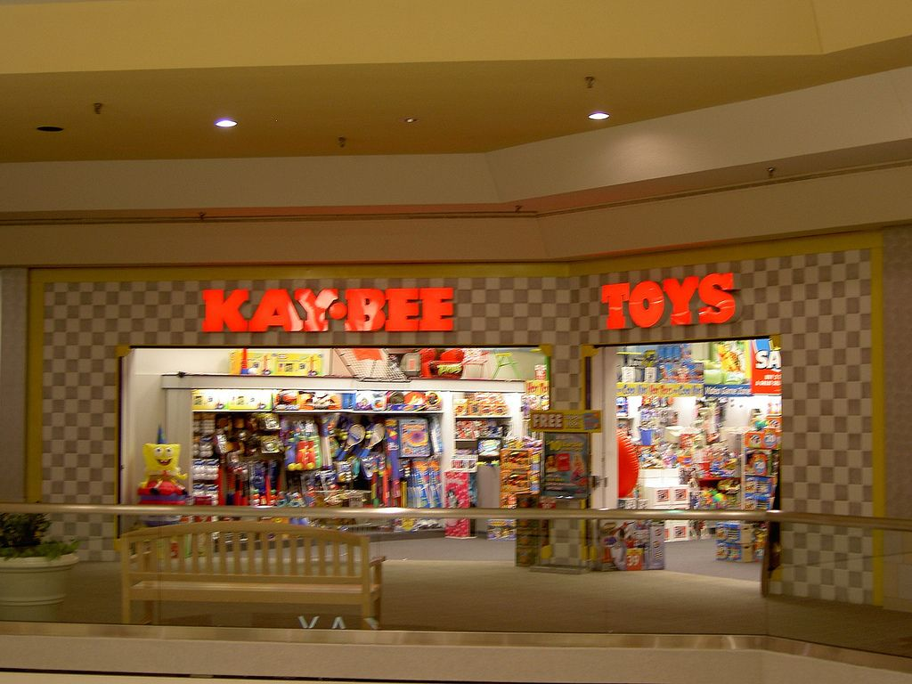 Kaybee Toys Store 114