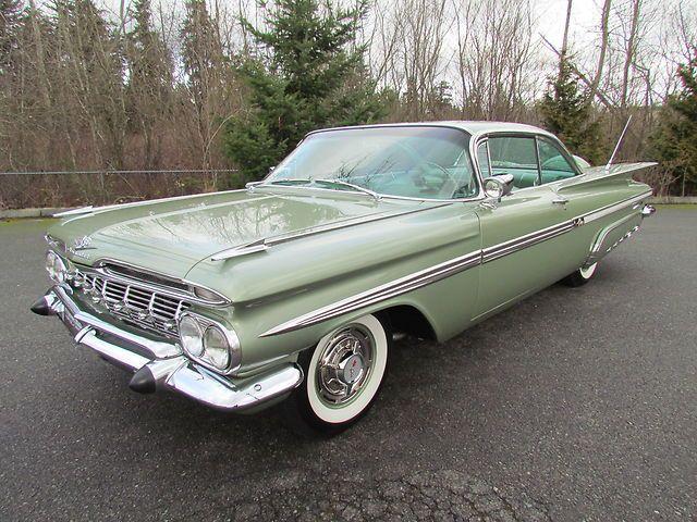 1959 Impala Impala Dream Cars Classic Cars