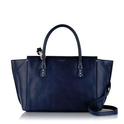 Radley Navy Wimbledon Medium Grab Bag Debenhams