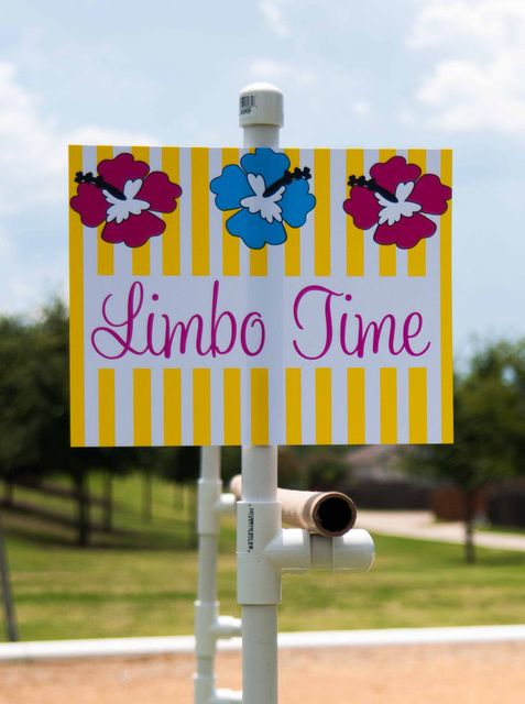 Luau Theme Summer Party Ideas | Kids party | Fiesta hawaina