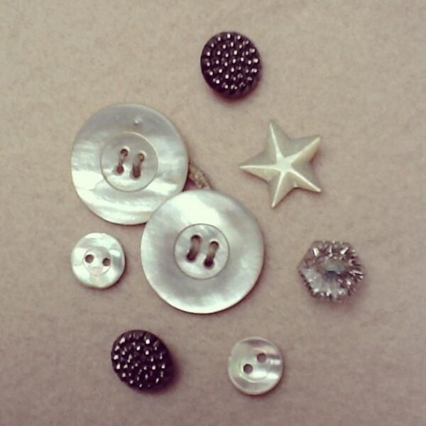 vintage buttons | Vintage buttons