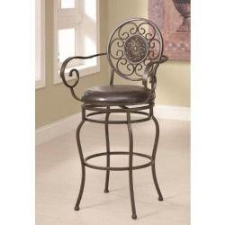 Coaster Furniture 102584 29 Quot H Decorative Metal Bar Stool
