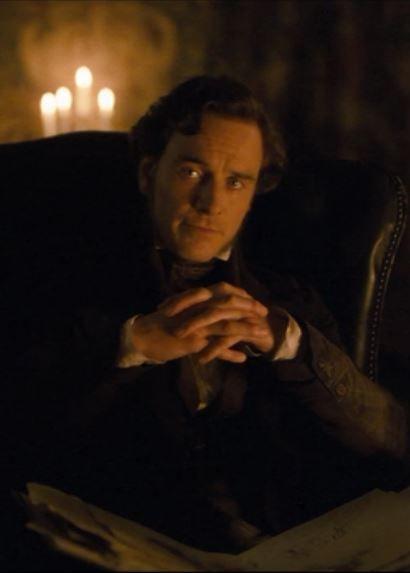Jane Eyre (2011) #charlottebronte #caryfukunaga. The beautiful Mr Rochester
