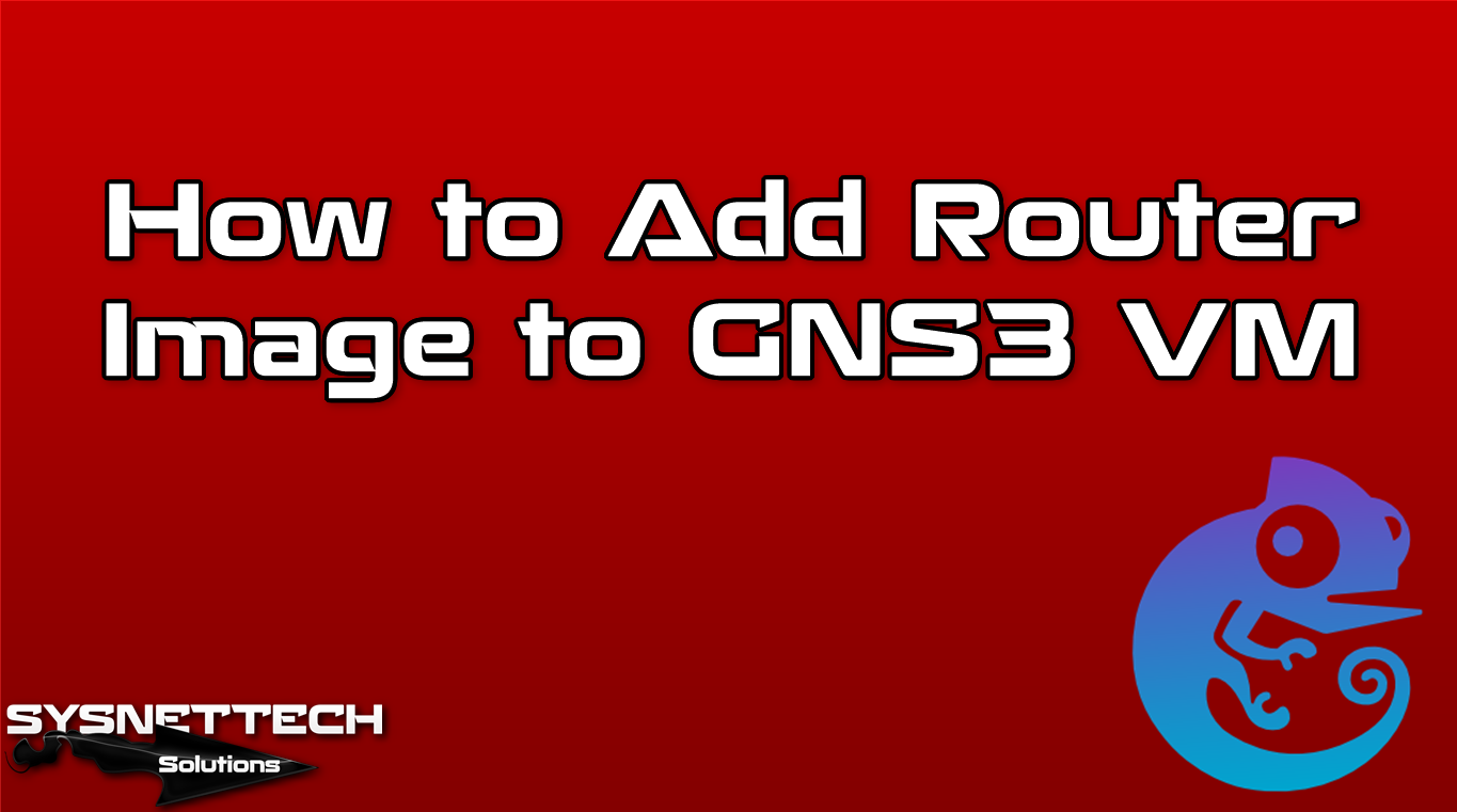Pin by SYSNETTECH Solutions on Cisco Networking with GNS3 in