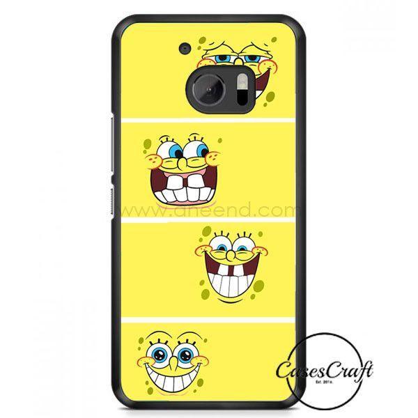 Spongebob Nebula Fox HTC One M10 Case