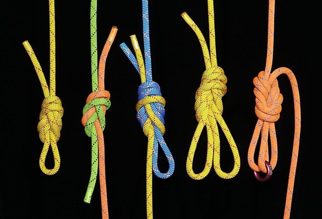 Five8s Knots, Rope knots, Fishing knots