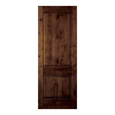 Two Panel Square Top Door Prehung Interior Doors Wood Doors Interior Doors Interior