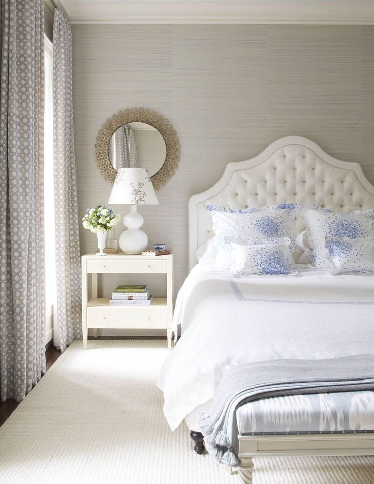 18 White Bedroom Ideas that Are Far from Dull