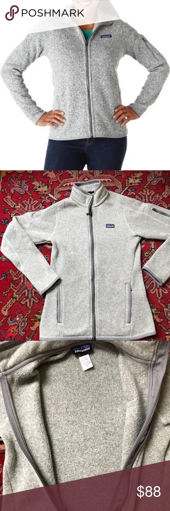 Patagonia Womens Better Sweater Fleece Jacket In 2018 My Posh