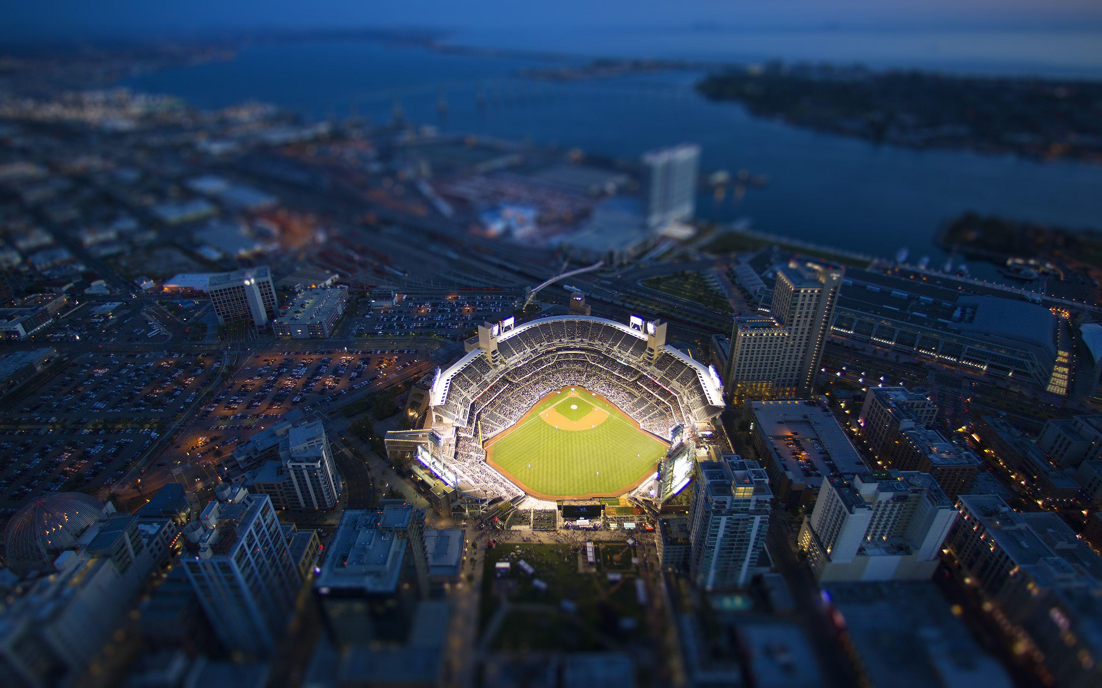 San Diego Padres Ballpark Petco Park San Diego California Wallpaper Petco Park San Diego Padres California Wallpaper