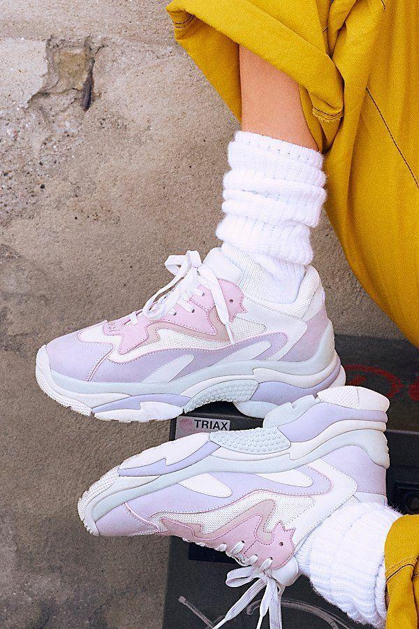 Ash Miles Sneakers in 2020 | Sneakers fashion, Sneakers