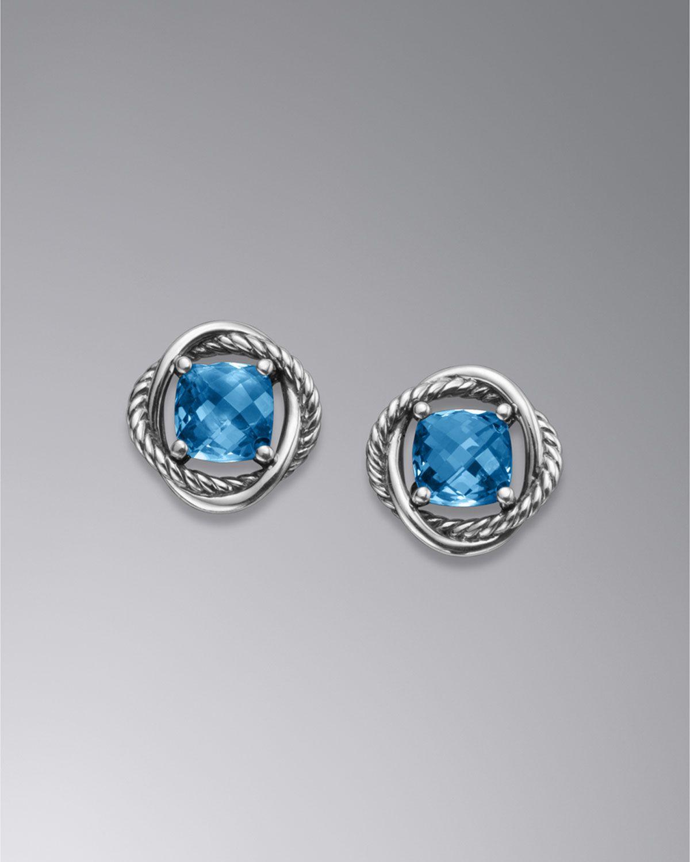Http Harrislove David Yurman Infinity Earrings